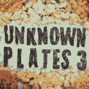 TATSY RECORD compilation album 《V.A UNKNOWN PLATES 3》